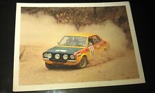 CHRYSLER GALANT - WEETBIX AUSTRALIA Rally Champs Swap Card