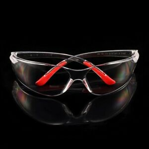 Safety Bicycle Glasses Transparent Protective Goggles For Cycling Work Sports