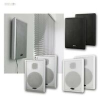 Flat Loud Speaker Stereo Flat Panel Wand-Lautsprecher Speakers Slim Flat Panel
