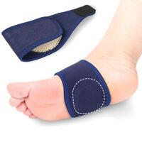 Goot Pain Arch Support Brace Plantar Gasciitis Strap Glat Geet Wrap Insert-Sock
