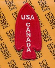 US Army 1st Special Service Force 1SSF USA Canada patch