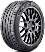 4 New MICHELIN PILOT SPORT 4S 215/45ZR17 tires 91Y 215 45 17