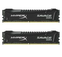 Para Kingston HyperX Savage 8GB 16GB 32GB 3200MHz DDR4 PC4-25600 Desktop RAM ES