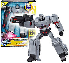 Transformers: Cyberverse ~ MEGATRON ACTION FIGURE ~ Ultimate Class