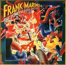 Frank Marino - The Power Of Rock And Roll (CD Standard Jewel Case - Rock Candy)