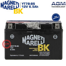 BATTERIA MAGNETI MARELLI 12V 6.5AH YT7B-BS YAMAHA YP MAJESTY 250 2000 2001 2002