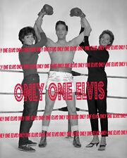"ELVIS PRESLEY in the Movies 1962 8x10 Photo ""KID GALAHAD"" Joan Blackman UNSEEN"