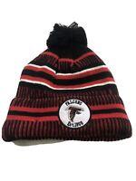 Atlanta Falcons Adult Beanie Cap New Nfl Football
