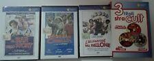 FEBBRE DA CAVALLO - AL BAR DELLO SPORT - L'ALLENATORE NEL COFANETTO 3 DVD NUOVO