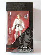"Luke Skywalker Star Wars A New Hope The Black Series #21 6"" MISB"