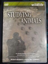 Studying Animals, Wildlife Biologists & Prediction Techniques (DVD, Region 4) h2
