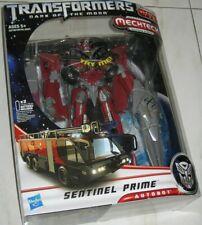 Transformers Movie DOTM Leader Class Sentinel Prime Fire Truck Mech Tech MISB G1