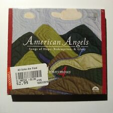 Anonymous 4 - American Angels (CD, 2003, Harmonia)