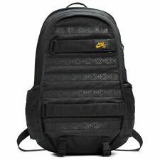 Nike SB RPM Skateboarding Water-Resistant Backpack Bag - Black (BA5403-010)