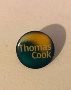 Thomas Cook Airlines Cabin Crew Vintage Pin Badge