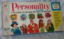 Personality Game Replacement Parts - 1968 by MB #4853 / Free Shipping