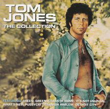 Tom Jones - The Collection CD Nuovo Sigillato