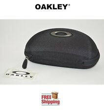 OAKLEY® SUNGLASSES RACING JACKET SEMI RIGID VAULT STORAGE CASE NEW FREE SHIP