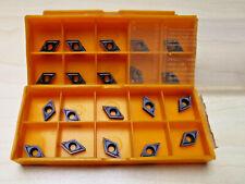 10x DCMT 070204 VP15TF Wendeschneidplatte DCMT070204 inkl. Rechnung