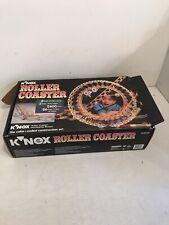 K'nex Knex Roller Coaster Building Set 63030 missing pieces