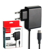Socket Power Travel Charger Charger Plug OIVO AC Adapter For Nintendo Switch
