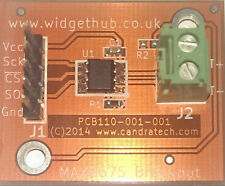 Widgethub Thermocouple Breakout Board MAX6675