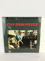 Five Easy Pieces / Criterion Collection  - LASERDISC Jack Nicholson