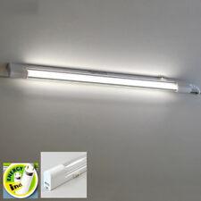 Unterbauleuchte Lichtleiste weiß Sparlampe Badleuchte Büroleuchte Küchenlampe