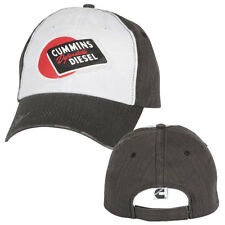 Cummins baseball hat cap Dodge truck base cummings trucker semi red ball diesel