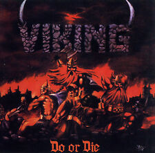 Viking - Do or Die Great US 80´s Thrash Official Braz version First time on CD!!