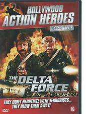 DVD - DELTA FORCE (1) CHUCK NORRIS / LEE MARVIN  - ENGLISH / NL - ACTION
