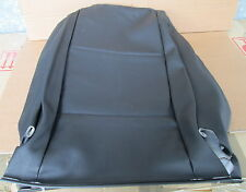 NEW GENUINE VW GOLF MK4 FRONT LEATHERETTE SEAT BACK REST COVER 1J0881805BC9EU