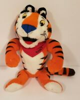 Tony the Tiger Plush Kellogg's Frosted Flakes 1997 Stuffed Animal Promo 8""