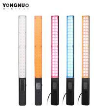 YONGNUO YN360 Handheld LED Video Light 3200-5500K RGB Colorful ICE Stick US
