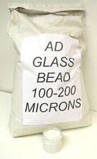Glasperlen Strahlmittel