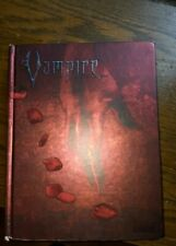 Vampire The Requiem A Modern Gothic Storytelling Game Hardback RPG Book