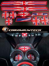 MK3 MINI COOPER/S F56 F57 Union Jack porte-gobelet coaster + latéral Tapis