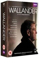Wallander Series 1-3 5051561035623 With David Warner DVD Region 2