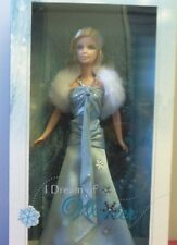 Barbie I Dream of Winter Doll NRFB Dream Season Collection Silver label Mattel