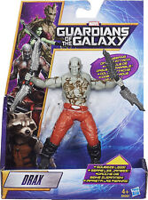 Marvel Guardians Of The Galaxy Rapid Revealers - Drax Figure - NEW