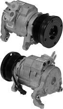 A/C Compressor Omega Environmental 20-21786 Reman