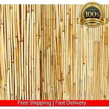 6FT X 15FT BACKYARD REED PRIVACY GARDEN FENCING SCREEN YARD DUCK BLIND TIKI BAR