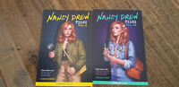 2019 SDCC COMIC CON EXCLUSIVE NANCY DREW FILES TWO SIDED PROMO CARD