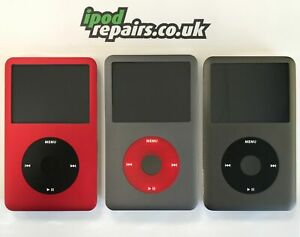 Apple Enhanced iPod Video 5th Gen Wolfson DAC diyMOD Mod SanDisk SDXC Rockbox