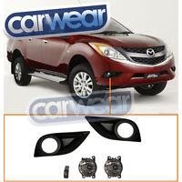 BRAND-NEW MAZDA BT-50 2012- OEM STYLE FOG LIGHT / WITH GRILLE KITS
