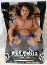"WWE - Carlito 14"" Unopened Ring Giants WWE Wrestling Action Figure Jakks WWF"
