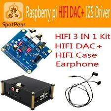 Raspberry pi 3 model B HIFI DAC+ Audio Sound Card,For Pi3/Pi2 3 in 1 Kit