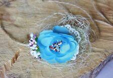 Ropa, calzado y complementos azul-- Hecho a mano --para bebés