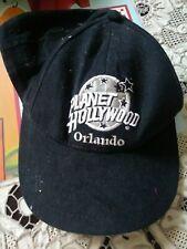 NWT Planet Hollywood Orlando Adult Adjustable Baseball Hat Cap