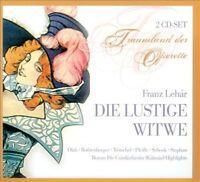 LEHAR: DIE LUSTIGE WITWE [GERMANY] USED - VERY GOOD CD